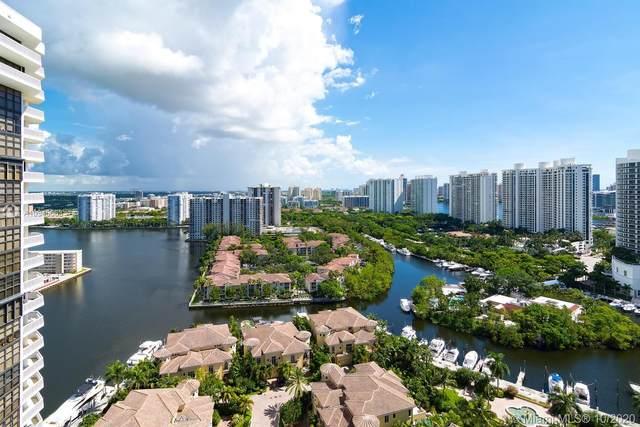 1000 Island Blvd #2605, Aventura, FL 33160 (MLS #A10946063) :: Berkshire Hathaway HomeServices EWM Realty