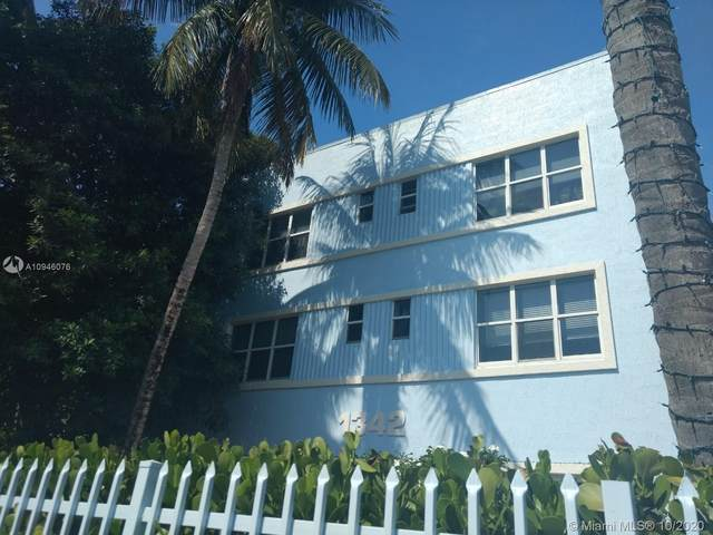 1342 Drexel Ave #305, Miami Beach, FL 33139 (MLS #A10946076) :: Patty Accorto Team