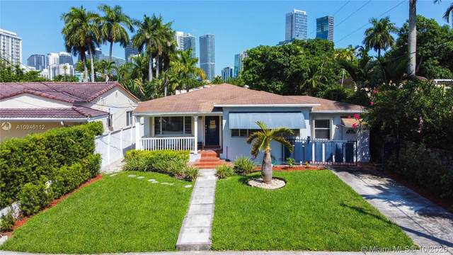 Miami, FL 33129 :: Berkshire Hathaway HomeServices EWM Realty