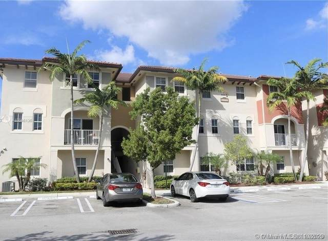 8900 NW 97th Ave #104, Doral, FL 33178 (MLS #A10946136) :: Berkshire Hathaway HomeServices EWM Realty