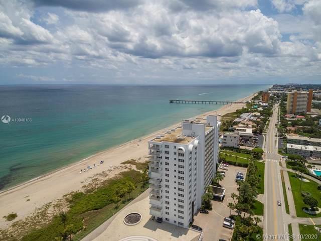 3000 S Ocean Blvd #1506, Boca Raton, FL 33432 (#A10946163) :: Dalton Wade
