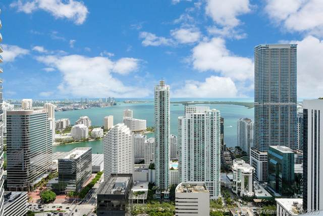 45 SW 9th St #4901, Miami, FL 33130 (MLS #A10946173) :: ONE | Sotheby's International Realty
