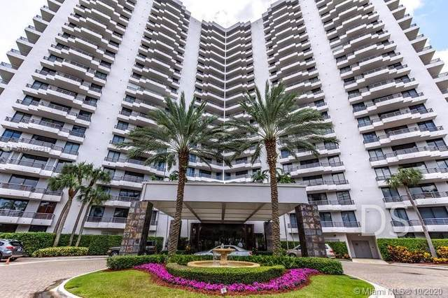 19195 Mystic Pointe Dr #201, Aventura, FL 33180 (MLS #A10946221) :: ONE Sotheby's International Realty