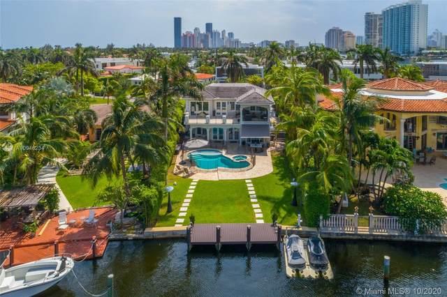 520 N Parkway Pkwy, Golden Beach, FL 33160 (MLS #A10946234) :: Carole Smith Real Estate Team