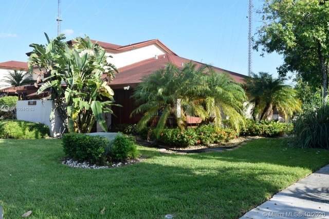 550 NW 210th St 105-29, Miami Gardens, FL 33169 (MLS #A10946263) :: Julian Johnston Team