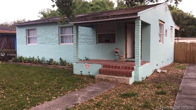 920 Dunad Ave, Opa-Locka, FL 33054 (MLS #A10946270) :: Julian Johnston Team