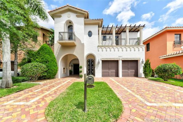 9611 Kenley Ct, Parkland, FL 33076 (MLS #A10946302) :: Berkshire Hathaway HomeServices EWM Realty