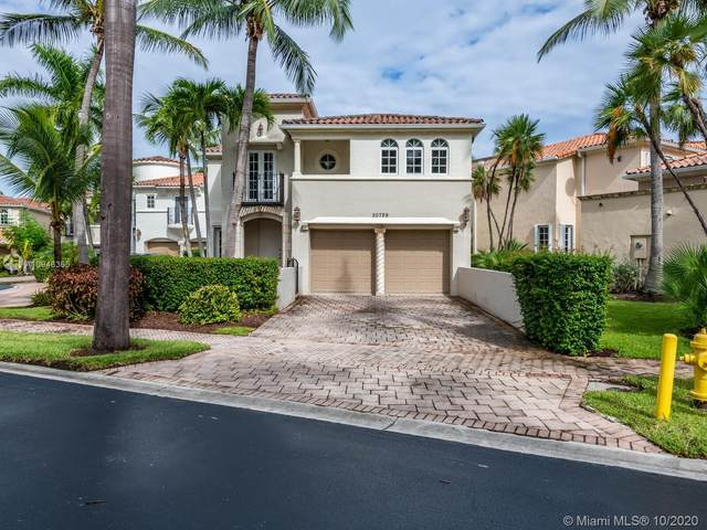 20729 NE 32nd Ave, Aventura, FL 33180 (MLS #A10946365) :: Podium Realty Group Inc