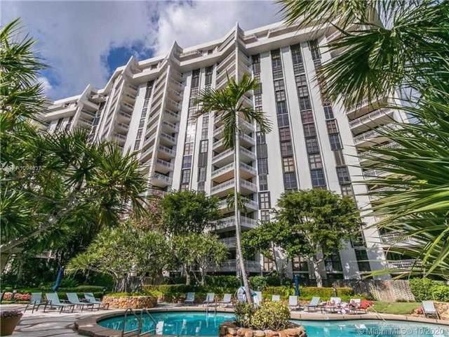 2000 Towerside Ter #1403, Miami Shores, FL 33138 (MLS #A10946372) :: ONE Sotheby's International Realty