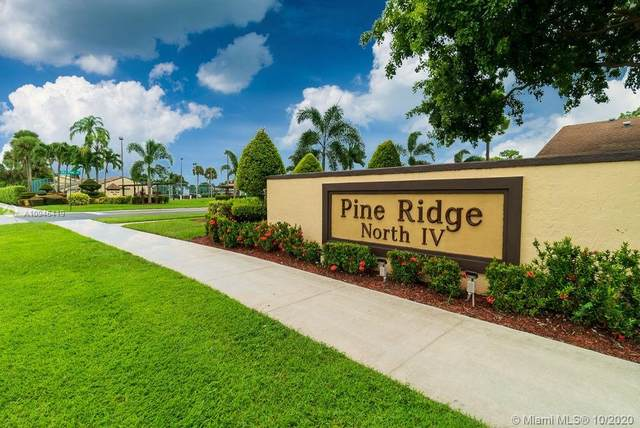 803 Sky Pine Way D, Green Acres, FL 33415 (MLS #A10946419) :: Dalton Wade Real Estate Group