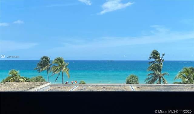 101 N Ocean Dr #462, Hollywood, FL 33019 (MLS #A10946456) :: Castelli Real Estate Services