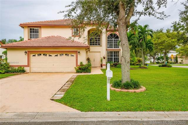 10115 NW 23rd Ct, Coral Springs, FL 33065 (MLS #A10946464) :: The Teri Arbogast Team at Keller Williams Partners SW