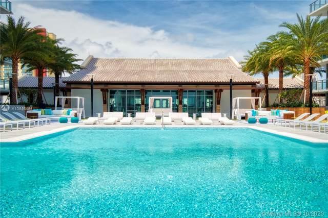 300 Sunny Isles Blvd 4-1908, Sunny Isles Beach, FL 33160 (MLS #A10946466) :: Ray De Leon with One Sotheby's International Realty