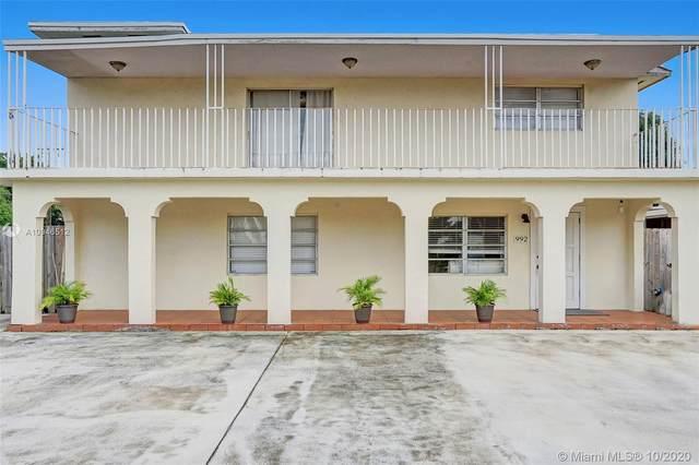 992 E 18th St, Hialeah, FL 33013 (MLS #A10946512) :: Carole Smith Real Estate Team