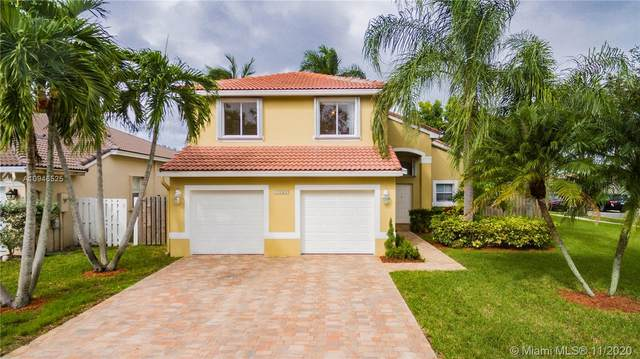 19009 NW 23rd St, Pembroke Pines, FL 33029 (MLS #A10946525) :: The Teri Arbogast Team at Keller Williams Partners SW