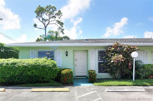 2720 SW 15th St 2-A, Delray Beach, FL 33445 (MLS #A10946549) :: Ray De Leon with One Sotheby's International Realty