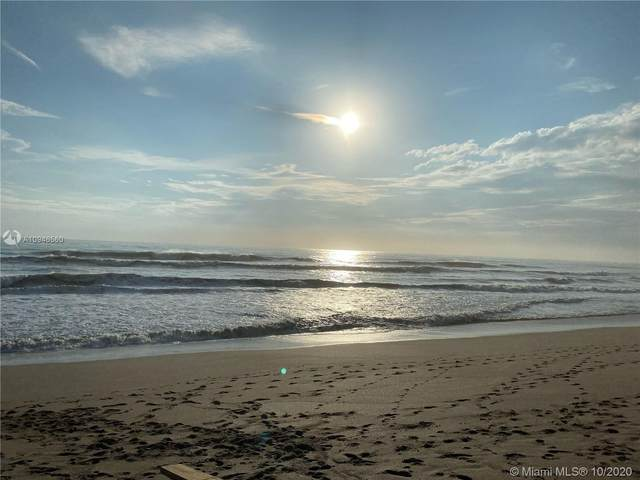 10701 Ocean S Dr #764, Jensen Beach, FL 34950 (MLS #A10946560) :: Ray De Leon with One Sotheby's International Realty