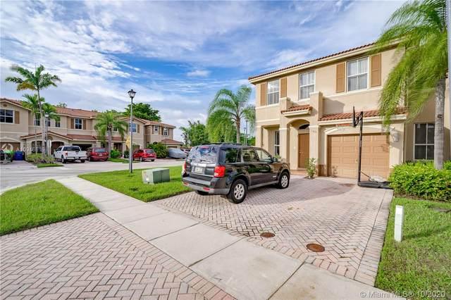 166 Riverwalk Cir #0, Sunrise, FL 33326 (MLS #A10946615) :: Green Realty Properties