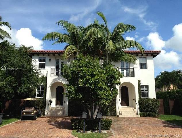 462 Fernwood Rd A, Key Biscayne, FL 33149 (MLS #A10946624) :: Berkshire Hathaway HomeServices EWM Realty