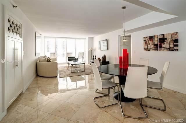1717 N Bayshore Dr A-1841, Miami, FL 33132 (MLS #A10946634) :: Berkshire Hathaway HomeServices EWM Realty