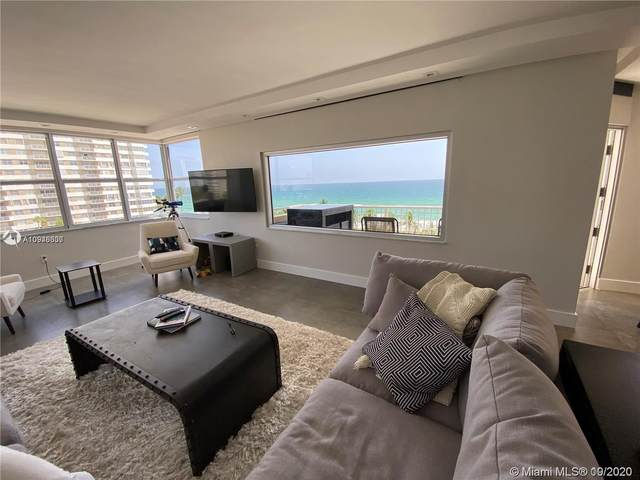 1980 S Ocean Drive 6F, Hallandale Beach, FL 33009 (MLS #A10946637) :: Relocation Realty, LLC