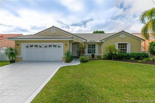 13150 SW 17th Ct, Miramar, FL 33027 (MLS #A10946681) :: Search Broward Real Estate Team at RE/MAX Unique Realty