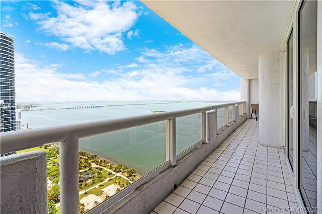 1717 N Bayshore Dr B-4151, Miami, FL 33132 (MLS #A10946687) :: The Pearl Realty Group