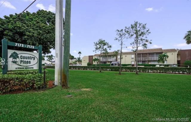 7175 Orange Dr 209H, Davie, FL 33314 (MLS #A10946690) :: The Teri Arbogast Team at Keller Williams Partners SW