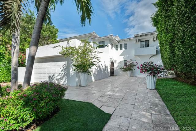 5543 La Gorce Dr, Miami Beach, FL 33140 (#A10946718) :: Dalton Wade