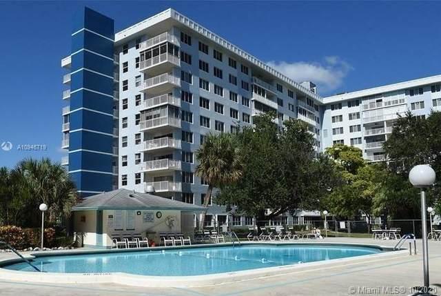 4200 Hillcrest Dr #215, Hollywood, FL 33021 (MLS #A10946719) :: Castelli Real Estate Services