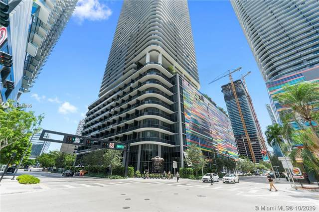 801 S Miami Ave #1404, Miami, FL 33130 (MLS #A10946765) :: Ray De Leon with One Sotheby's International Realty