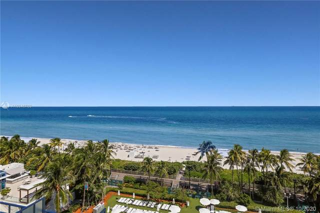 4391 Collins Ave #712, Miami Beach, FL 33140 (MLS #A10946769) :: Castelli Real Estate Services