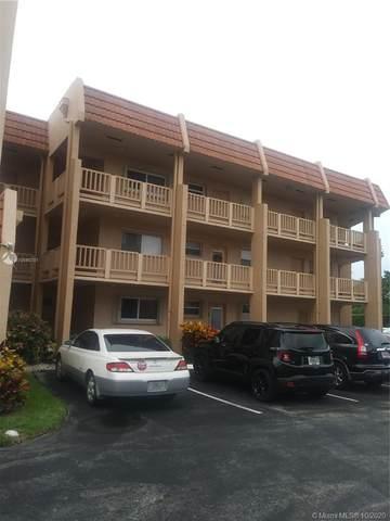 6890 Royal Palm Blvd 308H, Margate, FL 33063 (#A10946781) :: Posh Properties