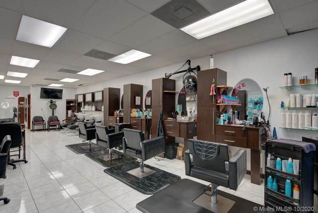 Beauty Salon In Pinecrest, Pinecrest, FL 33156 (MLS #A10946833) :: Berkshire Hathaway HomeServices EWM Realty