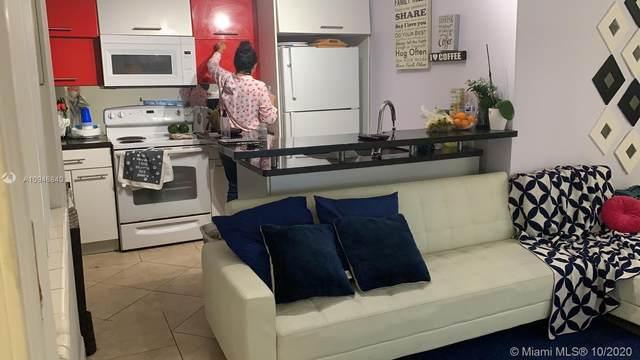 1100 NE 1st Ct #318, Hallandale Beach, FL 33009 (MLS #A10946840) :: Castelli Real Estate Services