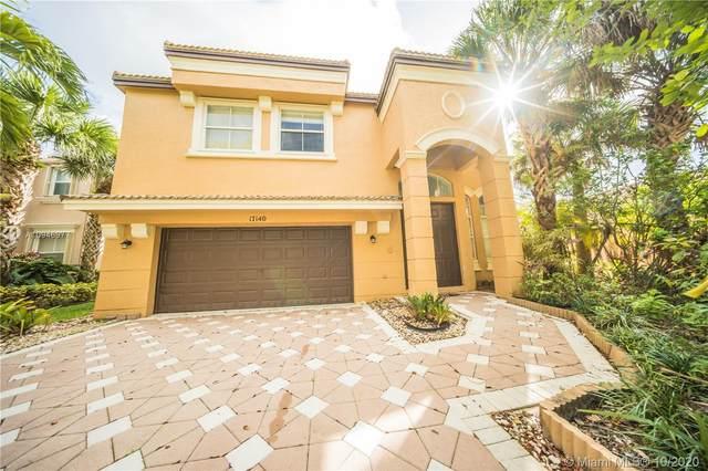 17140 SW 49th Pl, Miramar, FL 33027 (MLS #A10946977) :: Green Realty Properties