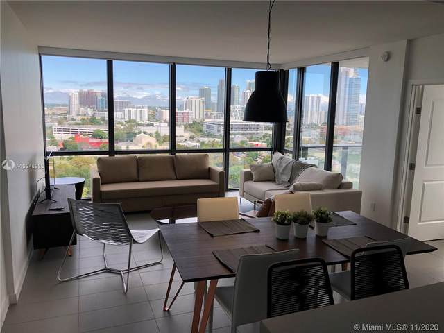 1600 NE 1st Ave #1620, Miami, FL 33132 (MLS #A10946988) :: Dalton Wade Real Estate Group