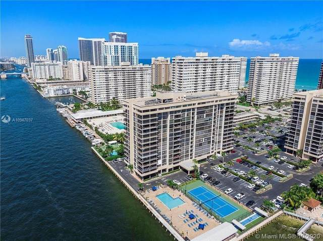 2049 S Ocean Dr Ph5, Hallandale Beach, FL 33009 (MLS #A10947037) :: The Pearl Realty Group