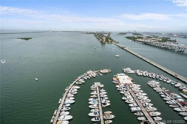 1717 N Bayshore Dr A-3831, Miami, FL 33132 (MLS #A10947042) :: Prestige Realty Group