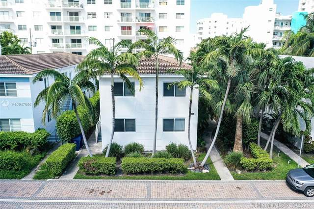 1451 Lincoln Ter, Miami Beach, FL 33139 (MLS #A10947056) :: The Teri Arbogast Team at Keller Williams Partners SW