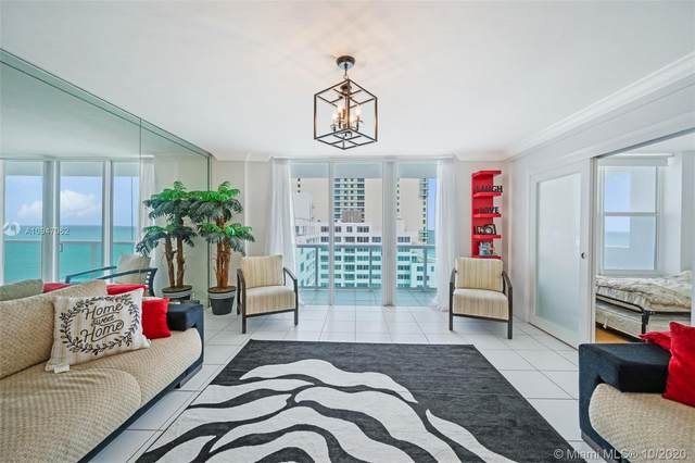 5001 Collins Ave 16F, Miami Beach, FL 33140 (MLS #A10947062) :: Ray De Leon with One Sotheby's International Realty