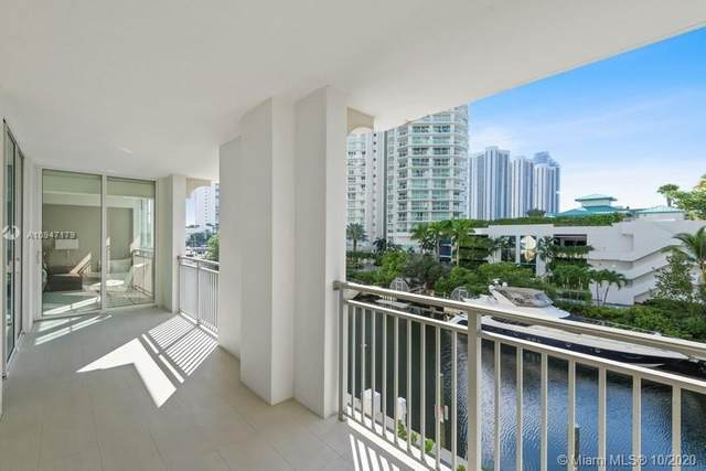 250 Sunny Isles Blvd Th-307, Sunny Isles Beach, FL 33160 (MLS #A10947179) :: The Teri Arbogast Team at Keller Williams Partners SW