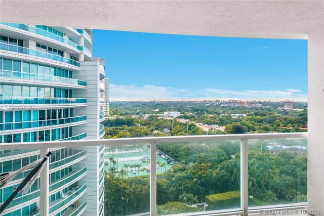 2101 Brickell Ave #1410, Miami, FL 33129 (MLS #A10947181) :: The Howland Group