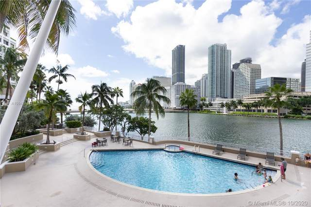 701 Brickell Key Blvd #708, Miami, FL 33131 (MLS #A10947184) :: Ray De Leon with One Sotheby's International Realty