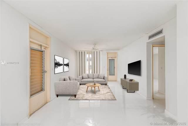 1150 Euclid Ave #203, Miami Beach, FL 33139 (MLS #A10947219) :: Castelli Real Estate Services