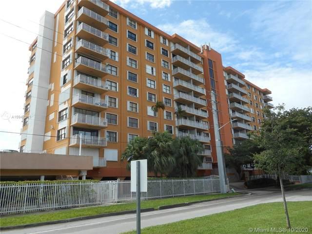 2450 NE 135th St #409, North Miami, FL 33181 (MLS #A10947291) :: Carole Smith Real Estate Team