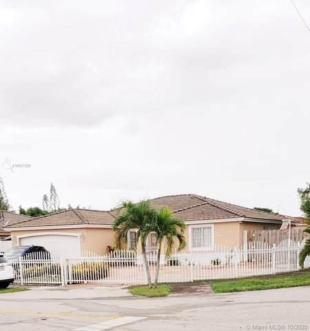 12401 SW 220th St, Miami, FL 33170 (MLS #A10947329) :: Berkshire Hathaway HomeServices EWM Realty