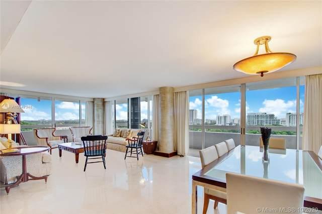 1627 Brickell Ave #1401, Miami, FL 33129 (MLS #A10947348) :: Carole Smith Real Estate Team