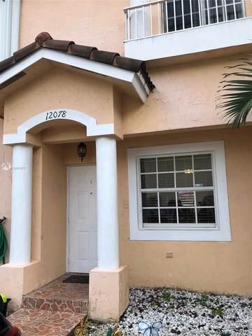 12078 SW 140th Ter 3-21, Miami, FL 33186 (MLS #A10947412) :: Berkshire Hathaway HomeServices EWM Realty