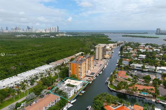 2430 NE 135th St 208 & Dock D-6, North Miami, FL 33181 (MLS #A10947498) :: Re/Max PowerPro Realty
